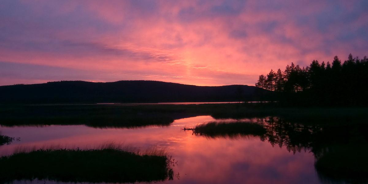 Canoe trips in Sweden