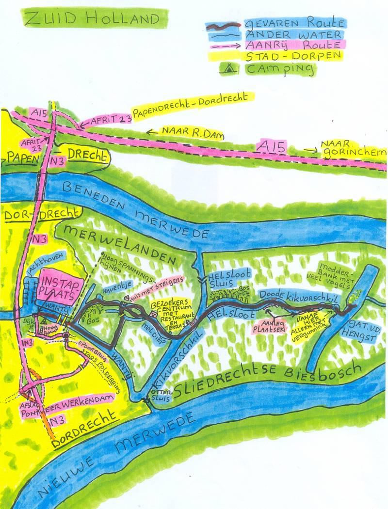 Sliedrechtse Biesbosch